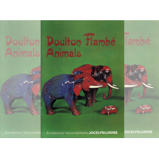 Doulton Flambé Animals